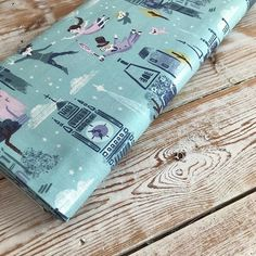 Peter Pan Is finally back in stock! it sold out really quickly so make sure you don't miss out. Links in my bio #peterpan #peterpanfabric #mintgreen #london #wendy #panto #bigben #kidsfabric #kidsfashion #rileyblake