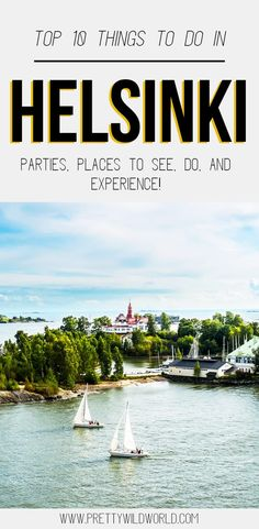 Interested in visiting the capital city of Finland? Here's a list of local insider tips of the things to do in Helsinki you must not miss! Europe Travel Guide, Travel Destinations, Visit Helsinki, Finland Travel, Exterior, European Travel, Backpacker, Wayfarer, Travel Tips