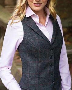 Paneled Solid Buttons Down Lapel Sleeveless Blazer - shopingnova Outerwear Women, Outerwear Jackets, Sleeveless Blazer, Casual Tops For Women, Casual Sweaters, Jacket Buttons, Pulls, Long Sleeve Sweater, Types Of Sleeves