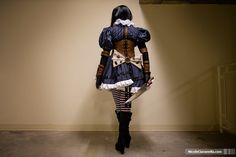 American McGee's Alice: Madness Returns by LeeleetheBunny.deviantart.com on @DeviantArt