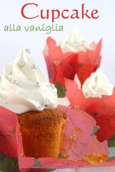 Cupcake alla vaniglia ricetta