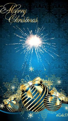 Merry Christmas Fireworks And Ornaments Pictures, Photos, and Images for Facebook, Tumblr, Pinterest, and Twitter