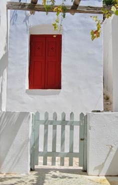 From Chora in Serifos island