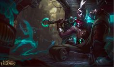 League of Legends  Ekko