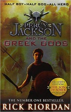 Who could tell the true stories of the gods and goddesses of Olympus better than modern-day demigod Percy Jackson? In this action-packed tour of Greek mythology, Percy gives his hilarious personal views on the feuds, fights and love affairs of the Olympians. Want to know how Zeus came to be top god? How many times Kronos ate one of his own kids? How Athena literally burst out of another god's head? It's all here in black and white...And, an exclusive bonus chapter from The Blood of Olympus…