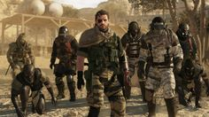 Metal Gear Online Beta for PC commences today