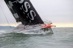 Vendée Globe 2012-13. Dia 74.