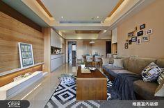 讓人每天都只想早點回家的 38 坪舒適好感宅-設計家 Searchome