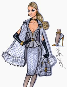 'In Rare Form' by Hayden Williams ❥|Mz. Manerz: Being well dressed is a beautiful form of confidence, happiness & politeness