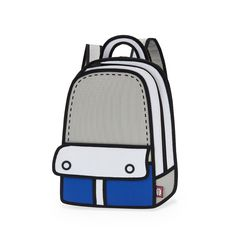 Adventure Blue #Backpack by JumpFromPaper. New in #WeAreSelecters Stores