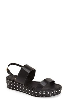kate spade new york 'tasley' platform sandal (Women) available at #Nordstrom