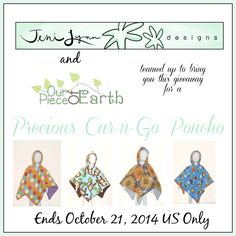 While #BabyTravels, Keep Them Warm with this #Giveaway from Jeni Lynn Designs - Our Piece of EarthOur Piece of Earth