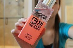 Young and Sarcastic Victoria Secret Outfits, Victoria Secret Pink, Tumblr Quality, Victoria Secret Fragrances, Perfume, Just Girly Things, Body Mist, Body Lotions, Body Spray