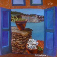 Vue de la Terrasse, Collioure. ..