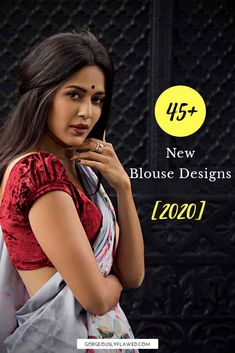 New Blouse Designs 2020 – Trendy Blouse Design Images For 2020 Saree Blouse Neck Designs, Simple Blouse Designs, Stylish Blouse Design, Blouse Patterns, Indian Style, Online Shopping, Bollywood, Long Dress Design, Ootd