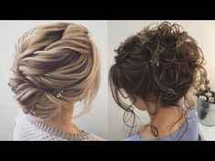 The Most Newest and Top Hairstyle Tutorials for THIS WEEK ♛ 2017 February - YouTube