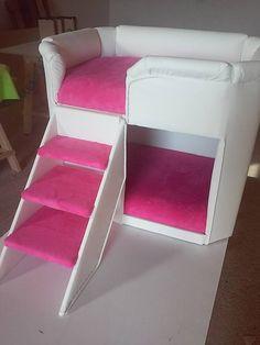 hundebett aus eiche bauanleitung zum selber bauen hundeh tten und mehr pinterest hundebett. Black Bedroom Furniture Sets. Home Design Ideas