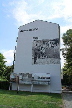 Berlin Wall Memorial site, Berlin, Germany