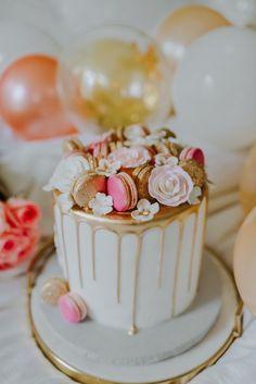 38th Anniversaire Cocktail Verre-Precut Edible Cupcake Toppers Gâteau Décorations