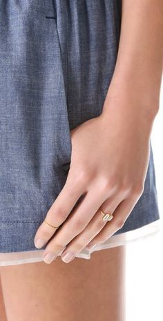 #shopbop.com              #ring                     #Jacquie #Aiche #Twisted #Mini #Waif #Topper #Ring #SHOPBOP                   Jacquie Aiche Twisted Mini Waif Topper Ring | SHOPBOP                                                   http://www.seapai.com/product.aspx?PID=603798