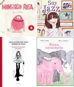 libros para niños sobre la diversidad sexual