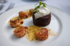 Renowned New Orleans chef, Susan Spicer's recipe for Grilled Shrimp with Coriander Sauce and Black Bean Cake served at her French Quarter restaurant, Bayona. French Quarter Restaurants, Black Bean Cakes, New Orleans Recipes, Grilled Shrimp, Cake Servings, Black Beans, Coriander, Cake Recipes, Seafood