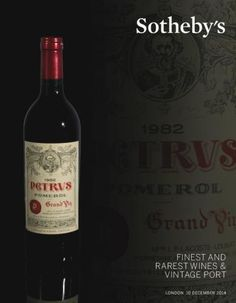 This is the case to get.  Chateau Petrus 1982 | Lot | Sotheby's