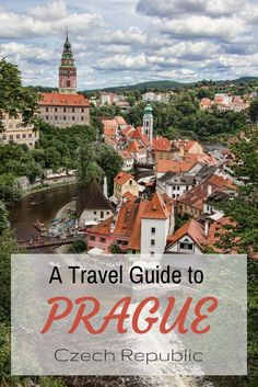 Travel Guide To Prague | Best Places In Czech Republic | European Travel Itinerary | #bestintravel #europe #europetravel #europeanadventures #prague #bestofprague #travelguide #backpacking #nextvacation #travel #bestofeurope #czechrepublic