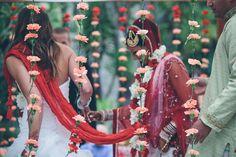 SHANNON   SEEMA | INDIAN LESBIAN WEDDING | LOS ANGELES, CA. Shot by Steph Grant