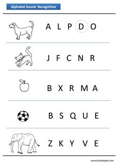 Printables Alphabets Worksheets alphabet recognition worksheets abitlikethis on pinterest and