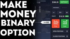 : What are Binary Options ?  It consists in betting on the rise or the fall of various assets such as stocks, currencies, commodities or stock exchanges, Trades are automatically closed after 5 to 30 minutes Thus, after this short period of time, either you loose your bet or you win between 175 and 190% of your bet.  If you bet $100 on the rise of gold, once the trade closes, if gold has continuing rising, you will gain $190 (you have gained $90)