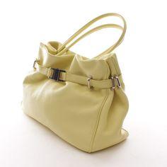 Bezaubernde Handtasche von Abro in Gelb