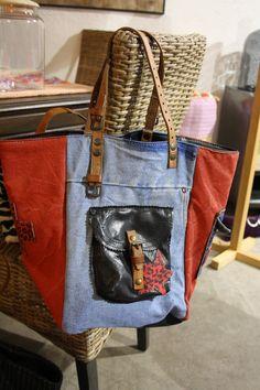 Marielle PACCARD Marie CHAVARIN: le RETOUR ... les sacs ...
