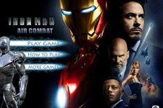 Game Iron Man 3 đã được cài đặt một số công cụ mới để bay nhanh hơn. Bay ở tốc độ Full Speed với một người bạn của Iron Man 3.