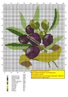 Olives ruban