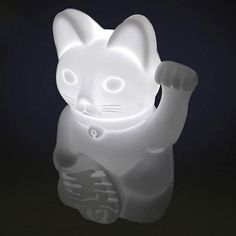 Waving Cat Lamp - Buy at The Fowndry