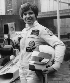 LELLA LOMBARDI Prima Donna a punti in Formula 1 – (1975)