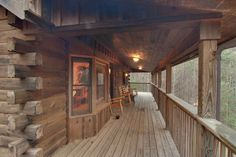 Pigeon Forge Cabin at Bear Camp Cabins