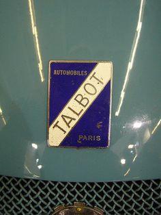 Talbot Lago - Sigle
