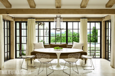 Designer Patti Woods, featured in the Winter 2014 issue of MILIEU.