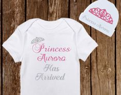 Mommy said no kisses baby outfit httpetsy2ooxal6 pink ant cute personalized princess has arrived sparkle onesies hat gift set baby shower gift set httpsetsylisting502100980princess crown with pink negle Images