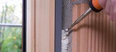 Čo znamená montáž okien?