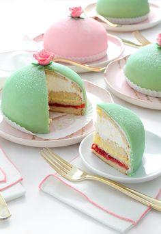 Schwedische Prinzessin Cake Princess Cake, Schwedische Prinzessin Cake Princess Cake Source by anskth , Fancy Desserts, Köstliche Desserts, Delicious Desserts, Great British Bake Off, British Bake Off Recipes, Baking Recipes, Cake Recipes, Dessert Recipes, Easter Recipes