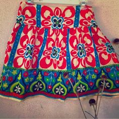 Perfect skirt for summer☀️ Great summer skirt, side zipper, added metal accents to the front! Very adorable, and perfect for any activity☀️ Skirts Mini