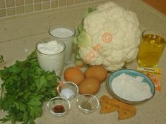 Fırında Karnabahar İçin Gerekli Malzemeler Homemade Beauty Products, Cauliflower, Eggs, Vegetables, Breakfast, Desserts, Recipes, Food, Wordpress Theme