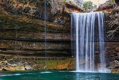 Hamilton Pool, Texas, USA