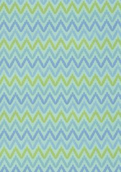SAUSALITO, Aqua, W75725, Collection Biscayne from Thibaut