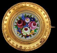 Antique & Signed Jewelry Pins/Pendants - Yafa Jewelry