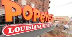 """A Tennessee man who spent """"countless time driving"""" from one Popeyes to another in search of its popular chicken sandwich is suing the fast-food chain Kfc Fried Chicken Recipe, Popeyes Chicken, Fried Chicken Sandwich, Oven Fried Chicken, Cheesy Chicken, Garlic Chicken, Popeyes Louisiana Kitchen, Best Oven, Chicken Burritos"""
