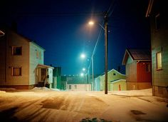 Artist: Corey Arnold, Title: Vardo Street, 2007 click to close window in Photography One
